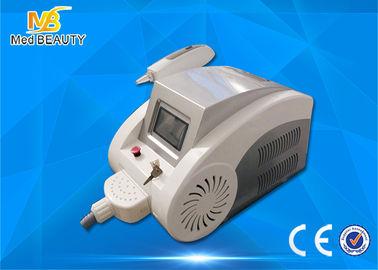 중국 회색 ND Yag 레이저 문신 제거 기계, q는 문신 제거를 위한 레이저를 전환했습니다 대리점